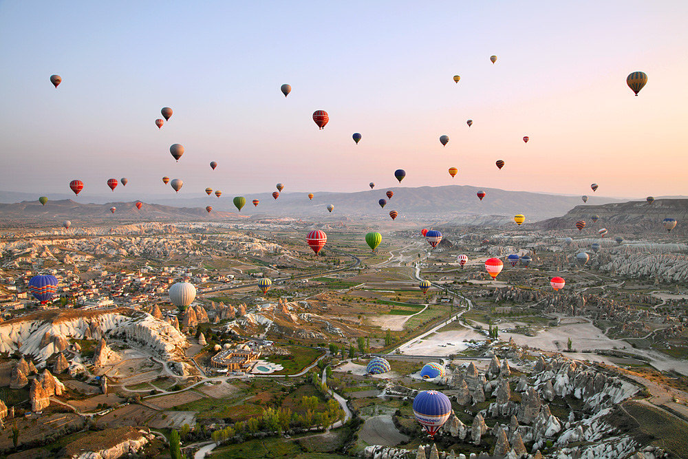 Things to do in Turkey Cappadocia