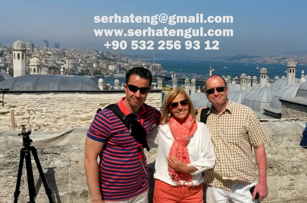 Fener Balat Private Guided Walking Tour