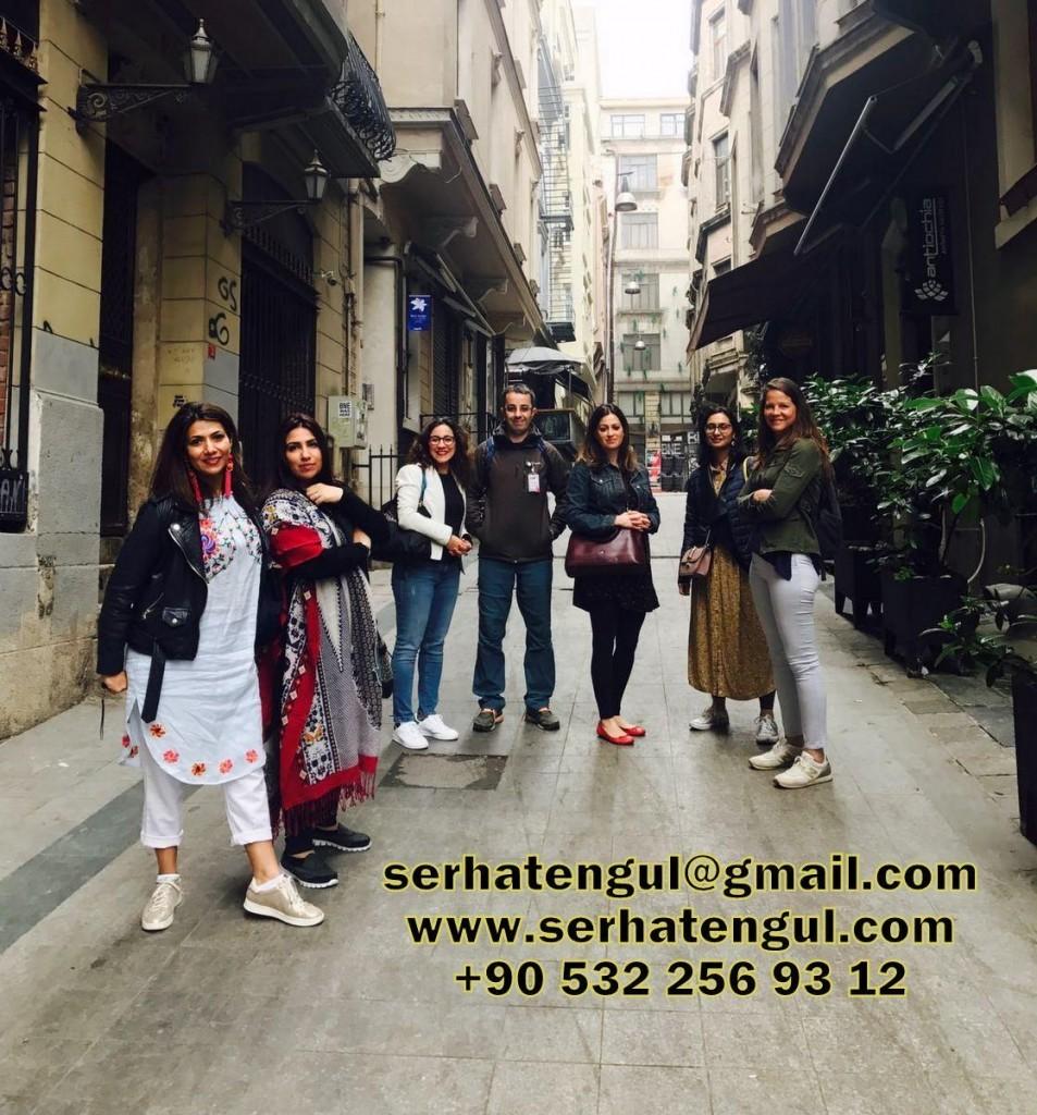 istanbul turist rehberi ingilizce