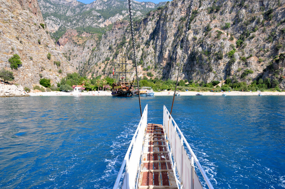 Places to Visit in Aegean and Mediterranean Turkey