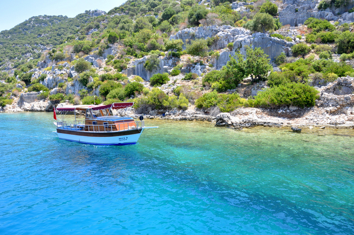 Places to Visit in Turkish Riviera
