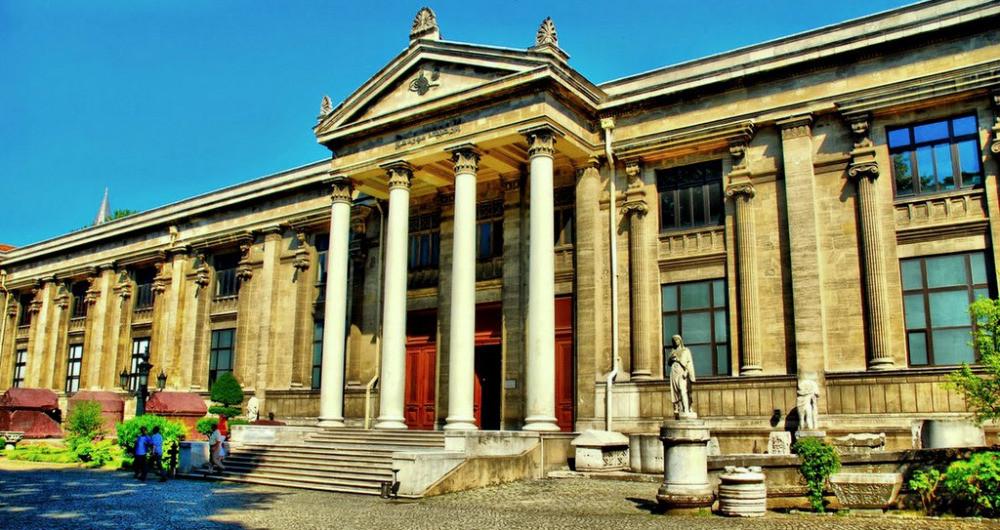 İstanbul Müzeleri İstanbul Arkeoloji Müzeleri Gülhane