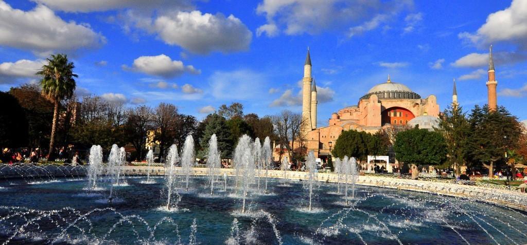 Istanbul Hair Transplant Cost Hagia Sophia Sightseeing