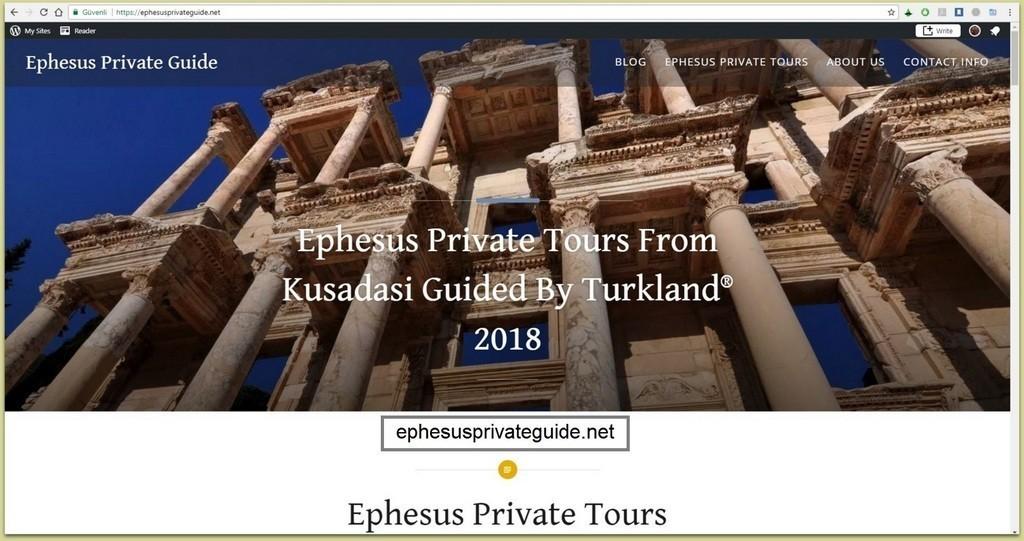 Turkland Ephesus Tours By Locals