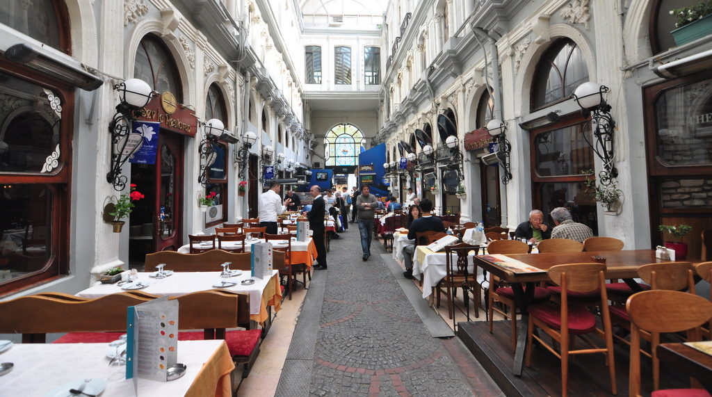 Where to Go Shopping in Istanbul
