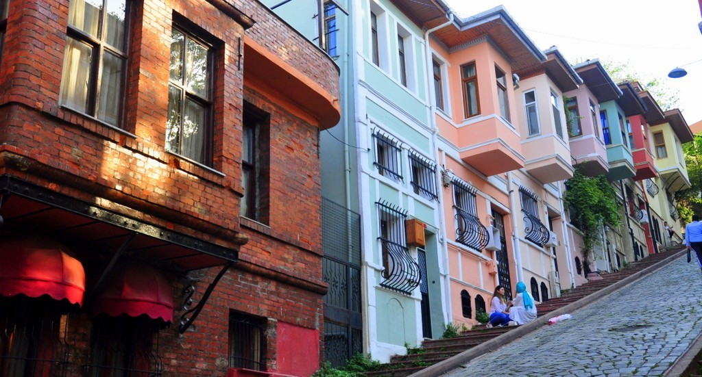 Historical Ottoman Wooden Houses of Istanbul