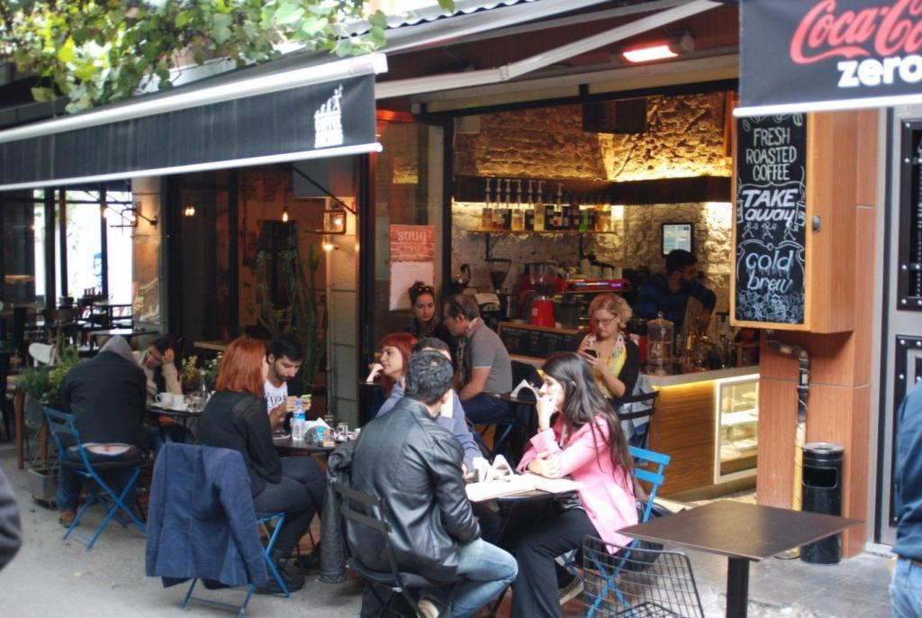 Best Cafes in Karakoy