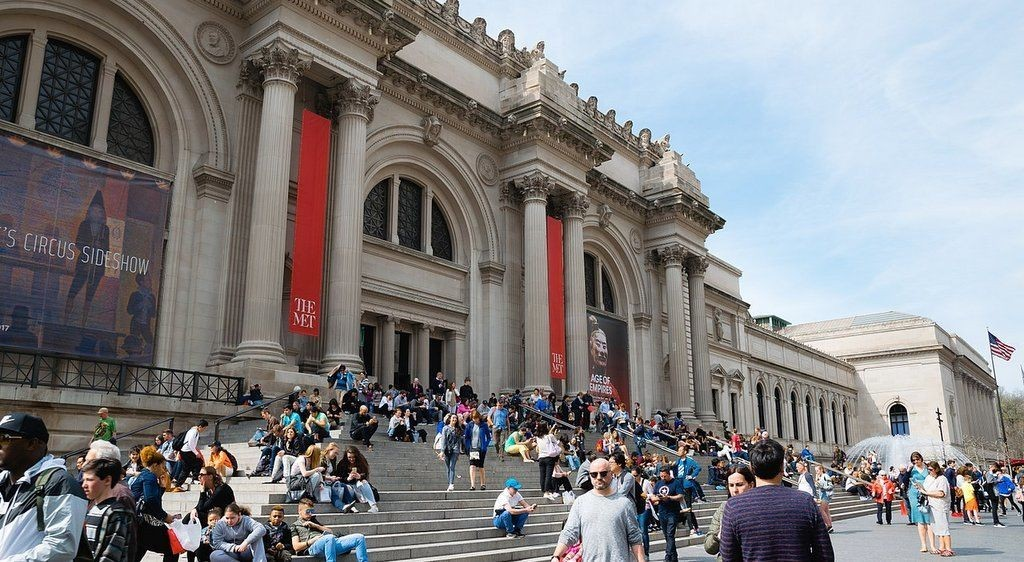 United States Museum Opening Hours - NYC The Met Fifth Avenue