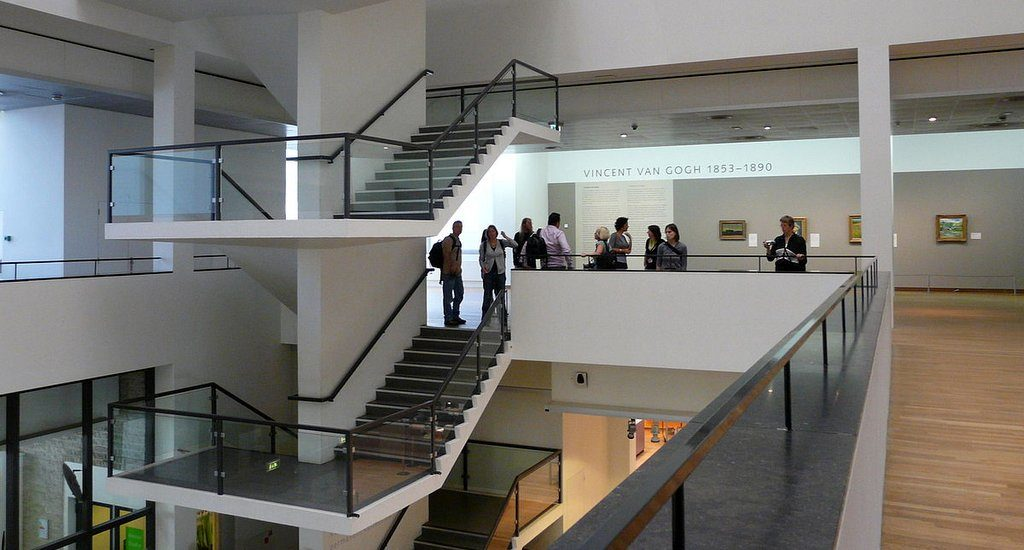 Museum Admission Fee Opening Hours Van Gogh Museum
