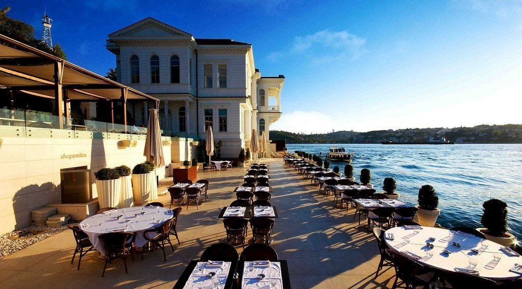 Best Restaurants in Istanbul With Bosphorus View 2018 - Asia