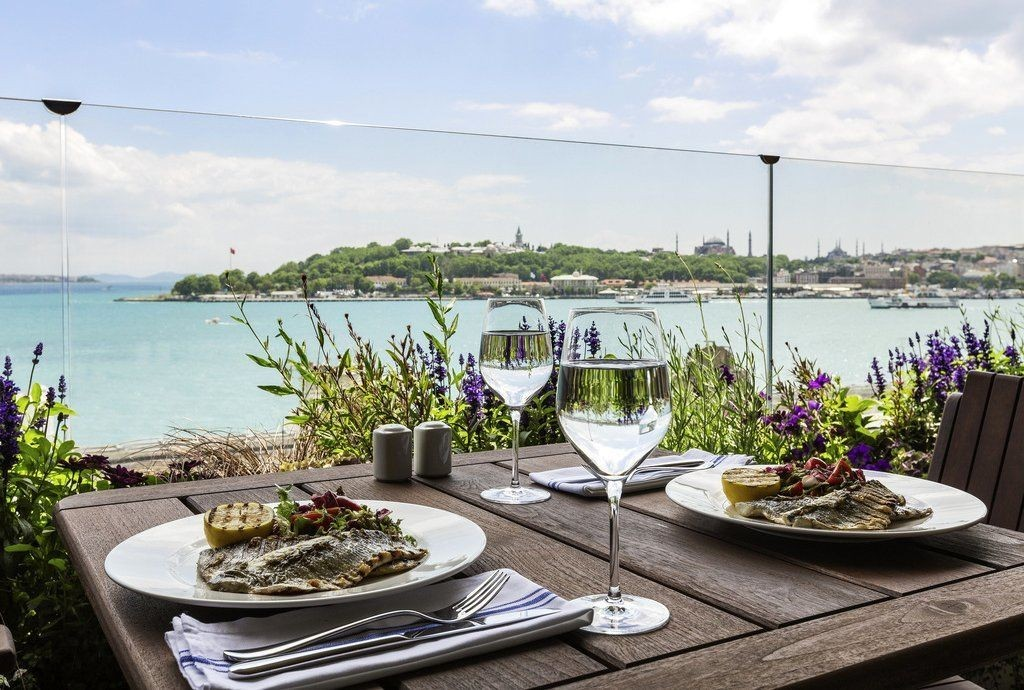 best turkish restaurants in istanbul with a view