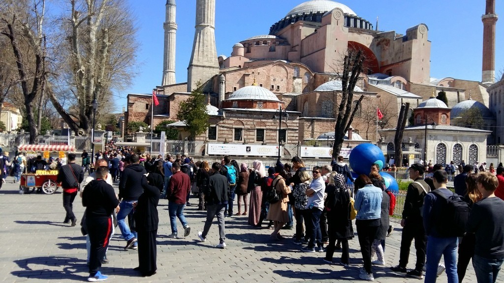 Hire Private Tour Guide in Istanbul