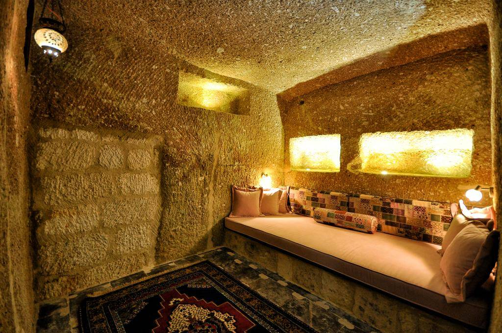 luxury cave hotels in Cappadocia