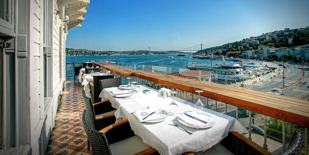 Best Fish Restaurants in Istanbul