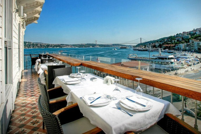 Best Fish Restaurants In Istanbul Where To Eat 2018