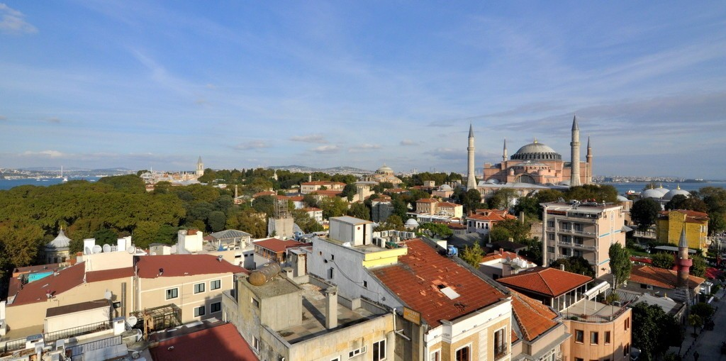Best Hotels to Stay in Sultanahmet with view