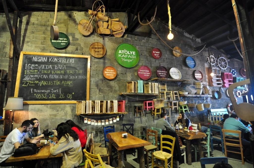 Fener Balat Cafes & Restaurants