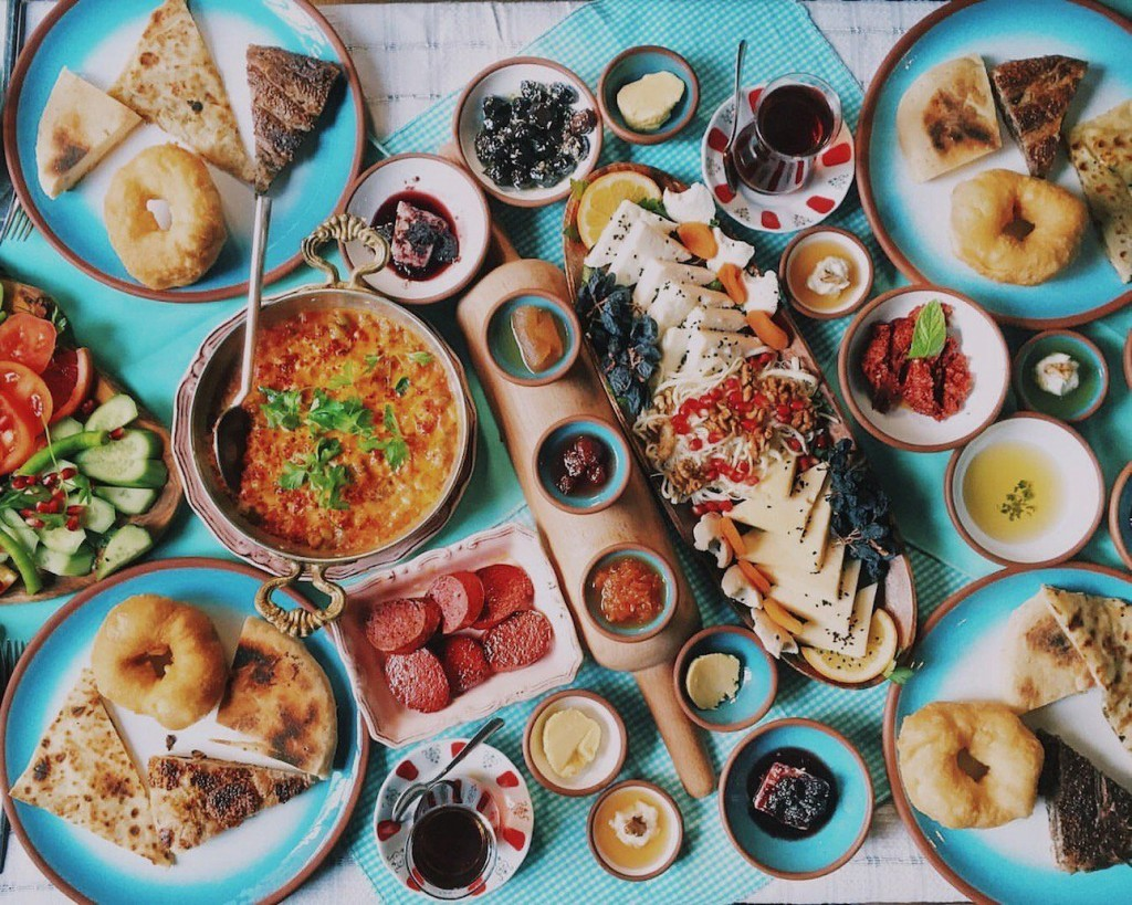 Best Breakfast Places in Istanbul