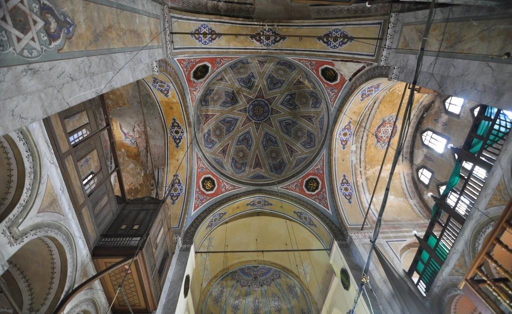 Byzantine Churches in Istanbul Turkey