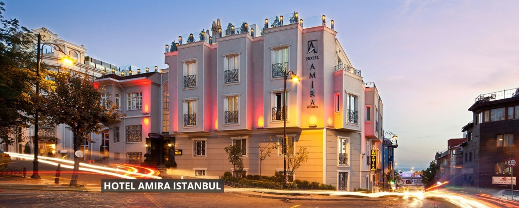 Best Hotels to Stay in Sultanahmet