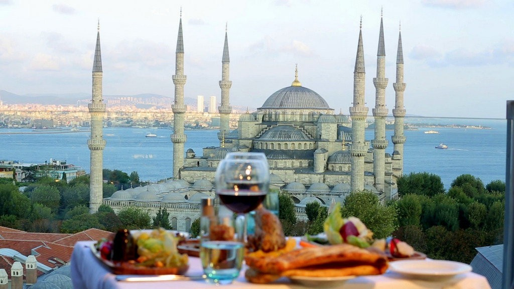 best area to stay in Istanbul for tourists