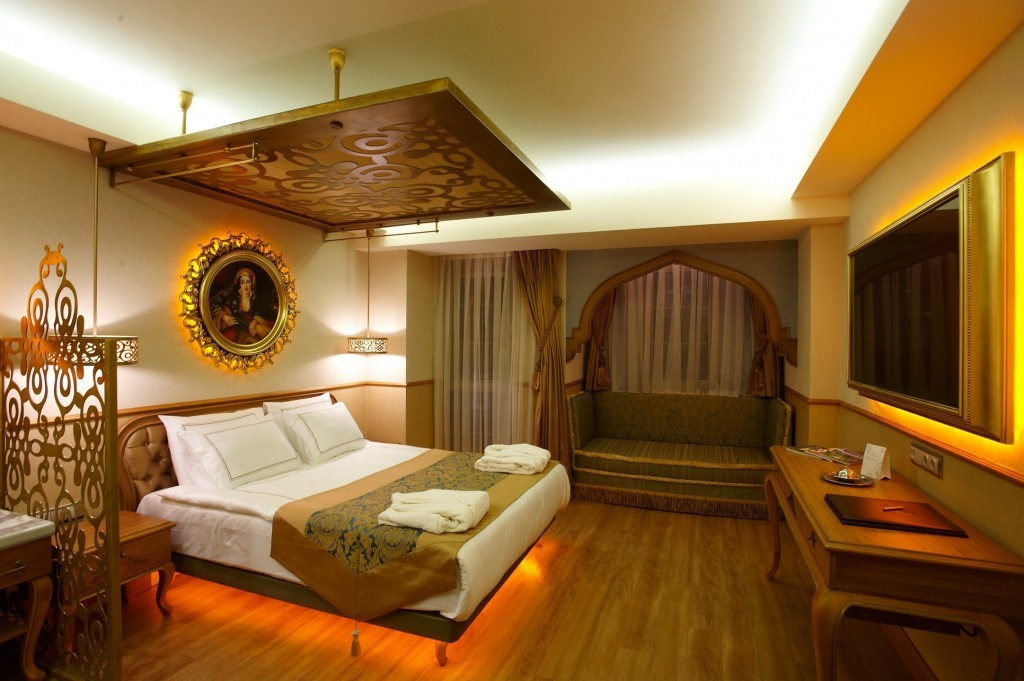 Luxurious Boutique Hotels in Sultanahmet Istanbul
