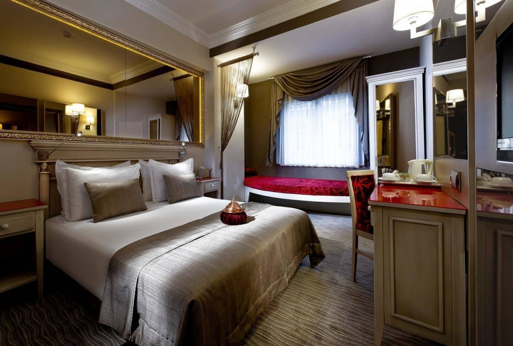 Best four stars hotels in Sultanahmet Old City
