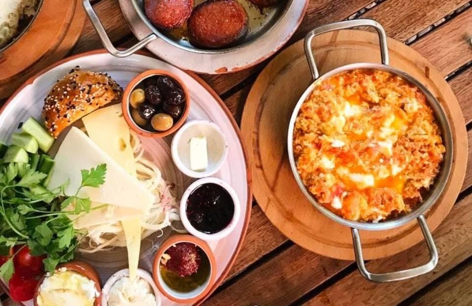 istanbul breakfast restaurants