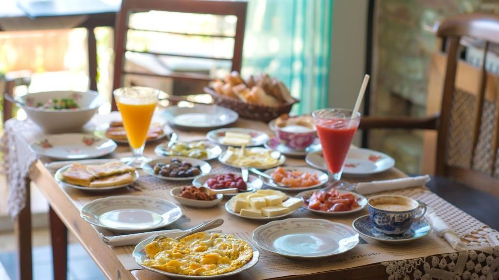 Best Turkish Breakfast at Galata Neighborhood