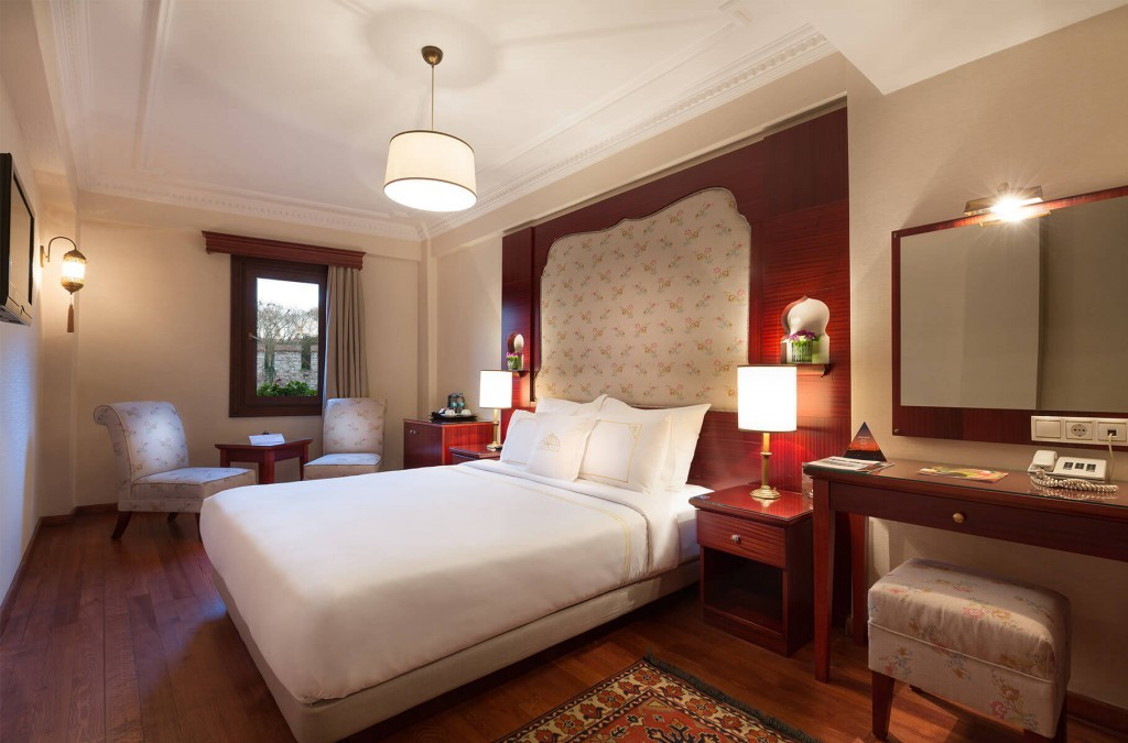 Best Boutique Hotels in Sultanahmet Istanbul