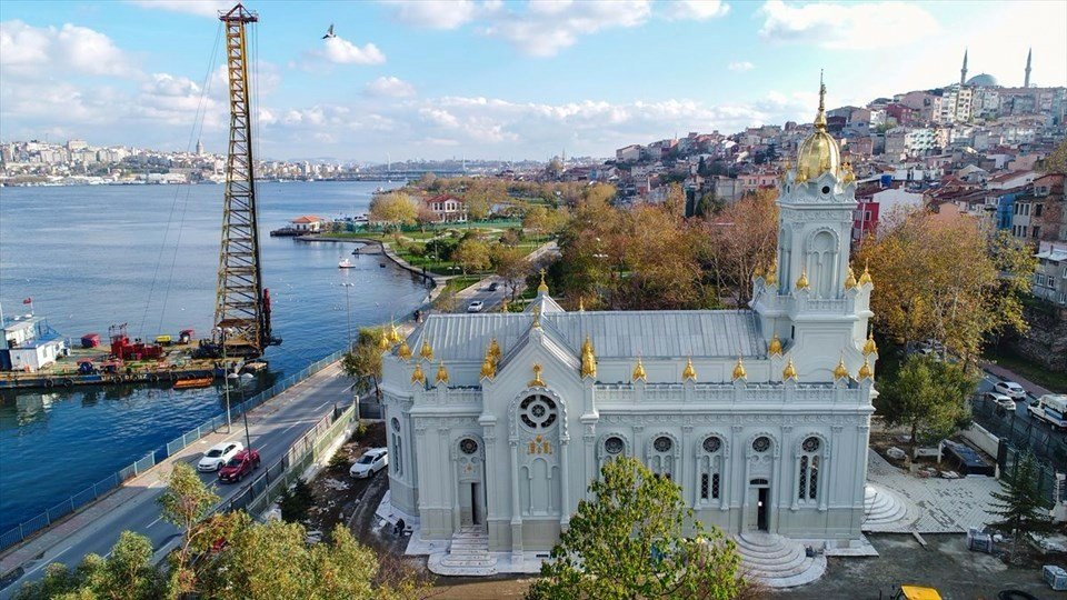 Istanbul off the beaten track guided tour