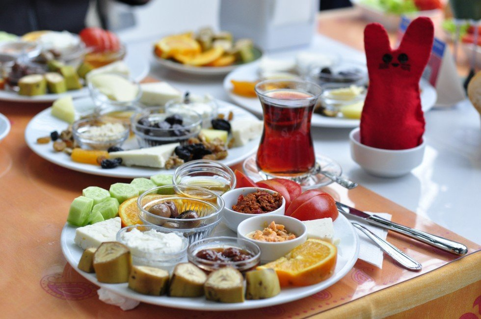 best breakfast buffet in istanbul