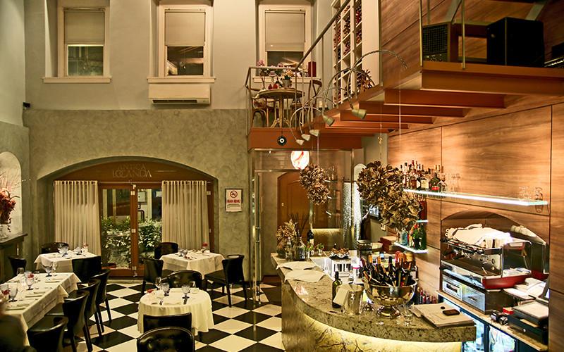 Italian Restaurant in Istanbul Bosphorus