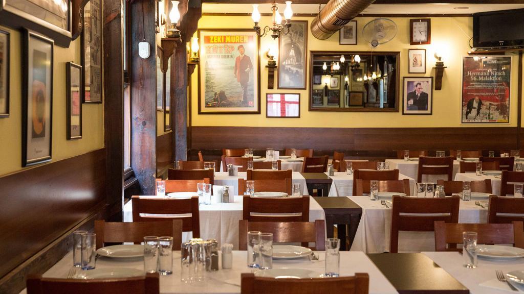 Best Restaurants in Taksim Istanbul