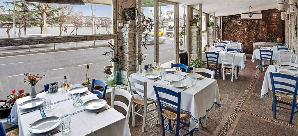Best Greek Taverns in Istanbul