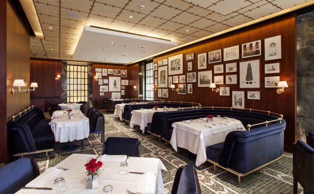 Italian Restaurant in Besiktas Istanbul