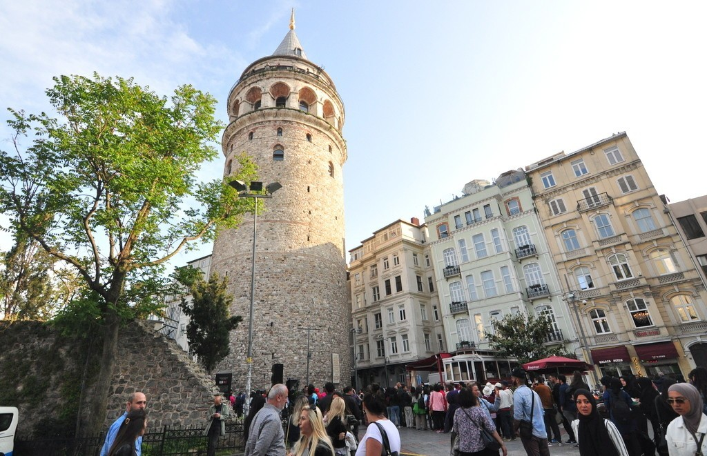 Galata Tower Things to do