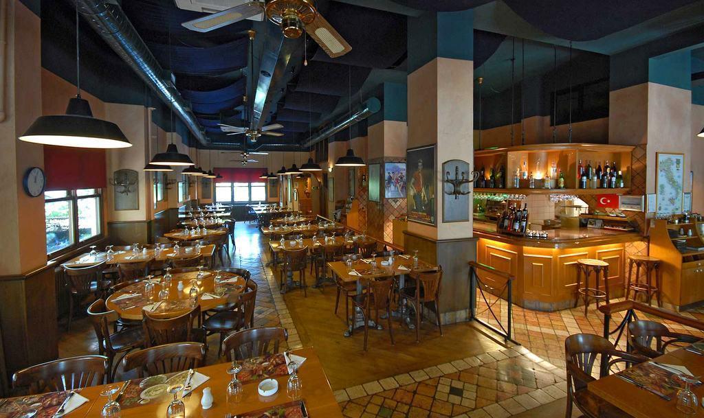 Italian Restaurant in Kadikoy Istanbul