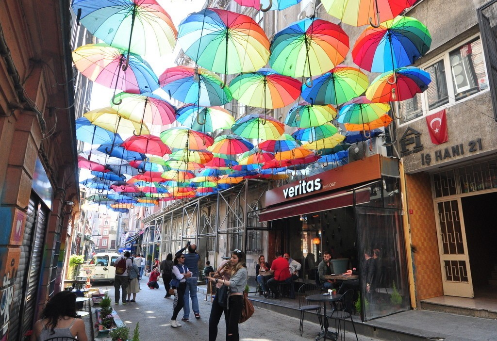 Best Neighborhoods in Beyoglu