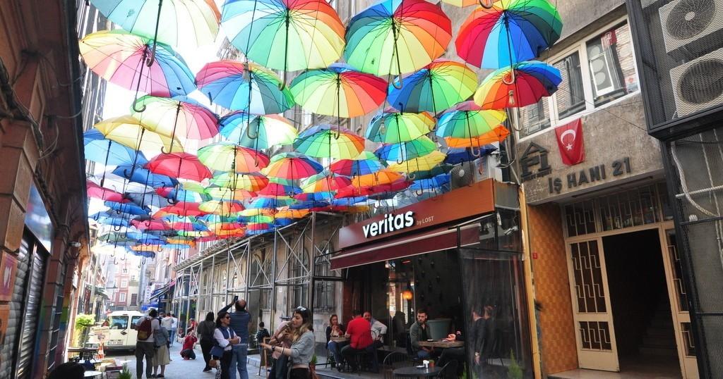 Istanbul Karakoy Nightlife