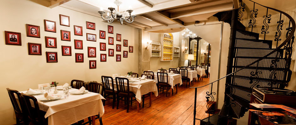 Meyhane Restaurants in istanbul