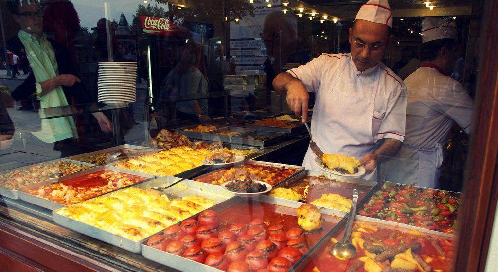 Where to Eat best Turkish Food in Istanbul