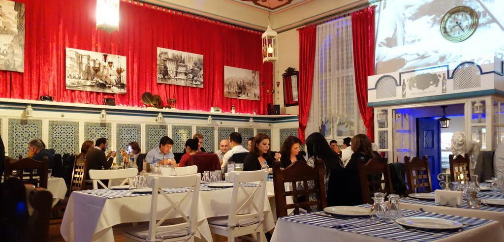 best local turkish meyhanes in istanbul