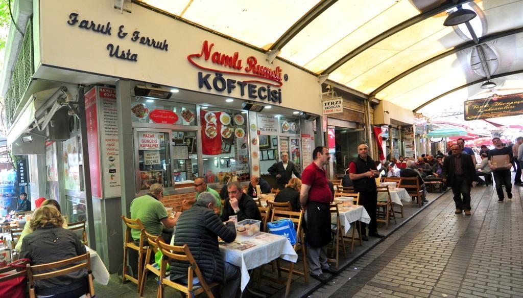 street food in sultanahmet istanbul