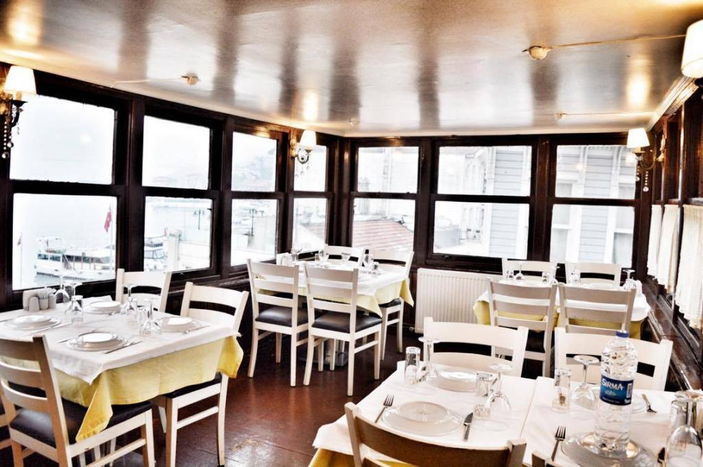 meyhane restaurants in Bosphorus