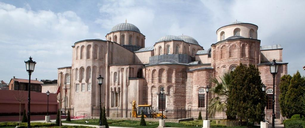 Church of Christ Pantokrator in Istanbul, Turkey