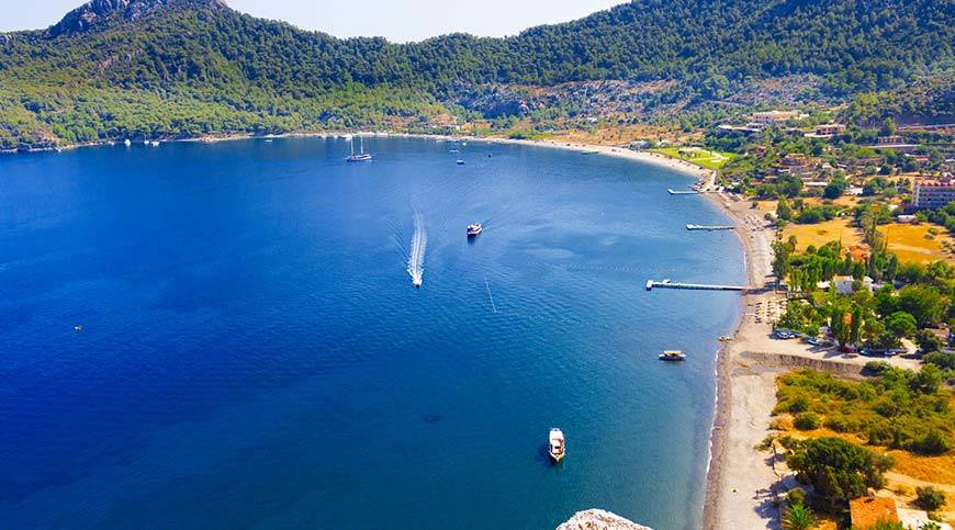 Best Beaches in Mugla