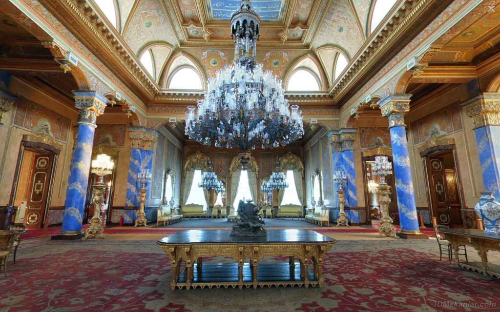 Beylerbeyi Palace Entrance Fee