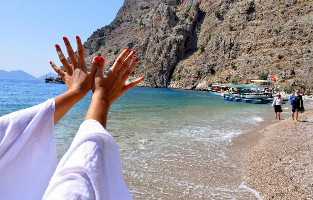 most beautiful holiday places in Turkey