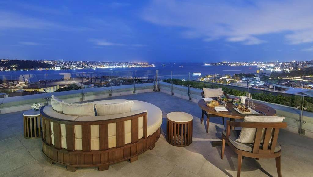 list of best hotels in istanbul bosphorus